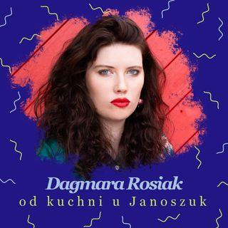 Dagmara Rosiak od kuchni - o kreatywności w gastronomii: od gotowania po współprace z markami