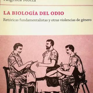 El libro de la semana: La biología del odio (La Siniestra, 2019)