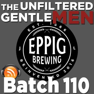 Batch110: Eppig Brewing's Stephanie Eppig & Nathan Stephens