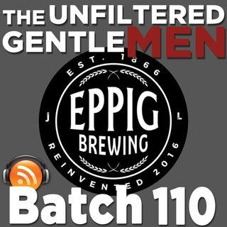 Batch110: Eppig Brewing's Stephanie Eppig & Nathan Stephens