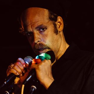 Big Blend Radio Interview: Bonnie 'Prince' Billy in Hawaii Volcanoes National Park