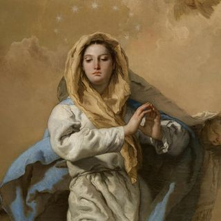 The Immaculate Conception Prt. 1