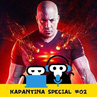 Bloodshot // Ozark - Καραντίνα Special #02