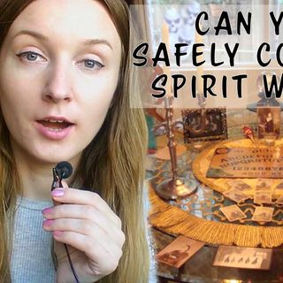 Can You Safely Contact the Spirit World? Your Astrological Chart Has the Answer