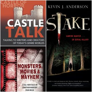 """Kevin J Anderson discusses """"Stake"""" and """"Monsters, Movies and Mayhem"""""""