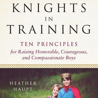 Heather Haupt Knights In Training