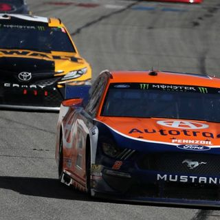 The NASCAR Show: Atlanta race review the first race with the new aero package. Did the package benefit certain teams?