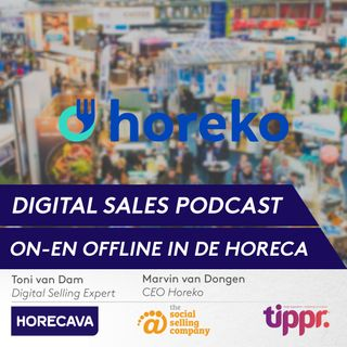 #3 Horeko - On- en Offline Sales en Marketing in de Horeca