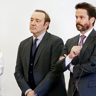 Civil Lawsuit Against Kevin Spacey Dropped
