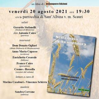 Presentazione Omelie don Antonio Cairo 20/08/2021