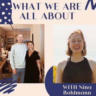 Learning valuable lessons through hiking with Nina Bohlmann