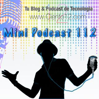 Mini Podcast 112