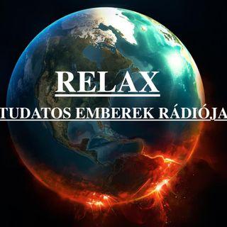 RELAX RADIO  - TUDATOS EMBEREK RÁDIÓJA