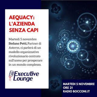 03x09 - S. Petti e R. Amidani - Aequacy: l'azienda senza capi -