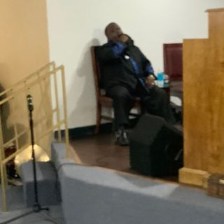 Episode 124 - God's Day with Lady Aunqunic Collins - Sunday School on 2.23.2020