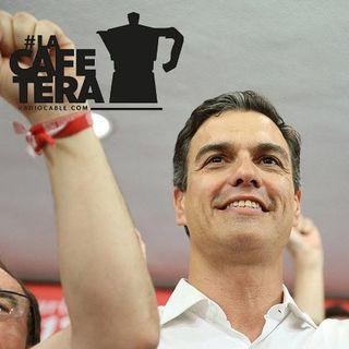 Análisis sobre la victoria de Pedro Sánchez en las Primarias. #LaCafeteraDerrotaAparatosa .