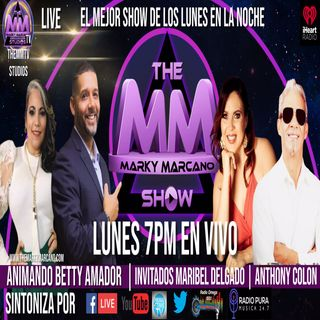 THEMMSHOW INVITADOS MARIBEL DELGADO | ANTHONY COLON ANIMANDO LISA SIEGEL