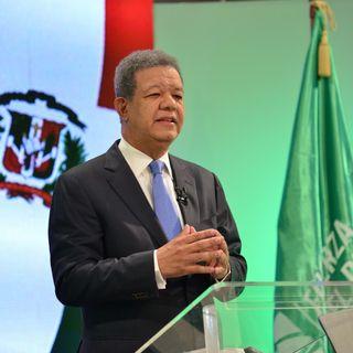 """""""(Leonel Fernández) es el único líder que tiene la República Dominicana"""", así lo dijo Francisco Guillén (3/3)"""