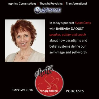 Sue Chats with Barbara Daoust, Speaker, Author, and Coach