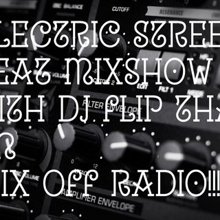 Electric Street Beat MixShow 6/3/19 (Live DJ Mix)