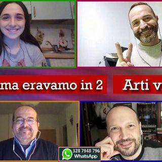 402 - Se prima con Luce Ledonne, Lorenzo Barruscotto e Giuseppe D'Asta - 13.10.2020