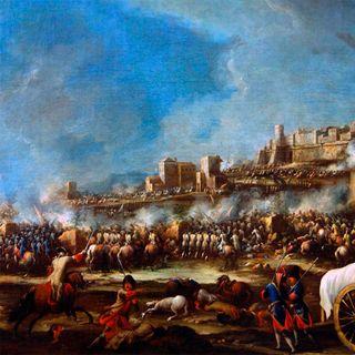 H files 50 - Conferencia La batalla en el siglo XVIII en la ACART por E. Martí, A. González Enciso y M.A. Melón