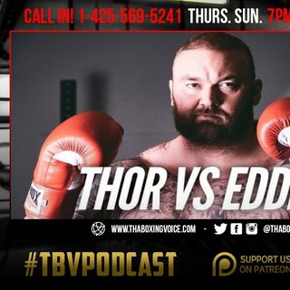 ☎️Thor vs Eddie Hall❓Arum Suggest COVID Could DROP Pay-Per-View Price💰Charlo Wants Rosario🔥