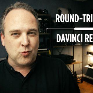 Final Cut and DaVinci Resolve Round Trip