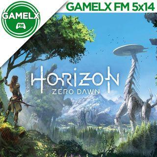 GAMELX 5x14 - Horizon Zero Dawn