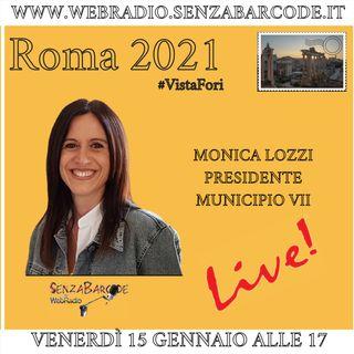 A #Roma2021 con Monica Lozzi
