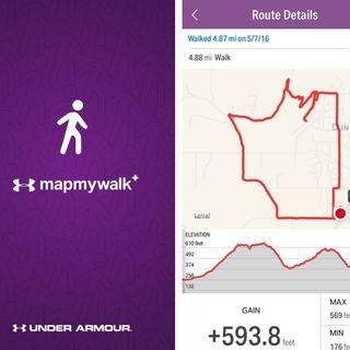 Wayne Brown discusses ways to liven up your 2km radius walk