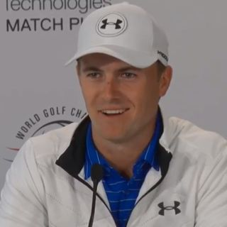FOL Press Conference Show-Tues Mar 26 (Match Play-Jordan Spieth)
