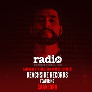 Beachside Records Radioshow Episode # 036 by Saavedra