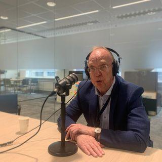 Prof. dr. Herold Metselaar over levertransplantaties in het Erasmus MC