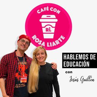 """Café con Jesús C Guillén - """"Lo importante son las personas"""""""