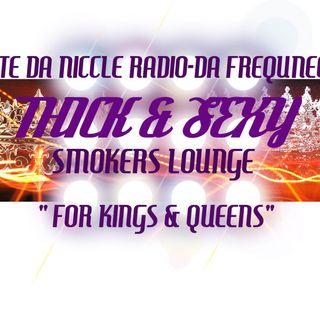 THICK & SEXY SMOKERS LOUNGE