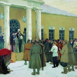 L'Emancipazione Russa - Le Storie di Ieri