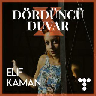 DDX:S1E1 Elif Kaman, BILT Bilkent Uluslararası Laboratuvar Tiyatrosu