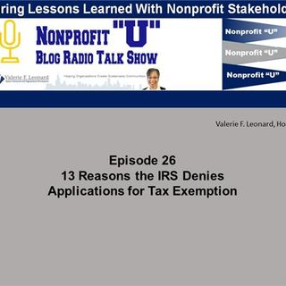 13 Reasons the IRS Denies Applications for Tax Exemption