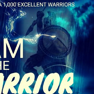 I AM A WARRIOR- I AM GOD- ALPHA AFFIRMATIONS- IMPROVE CONFIDENCE