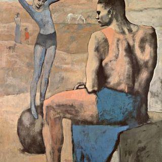 Acrobata e giovane equilibrista - Pablo Picasso