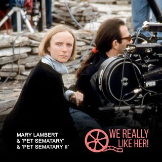 Mary Lambert and 'Pet Sematary' I & II