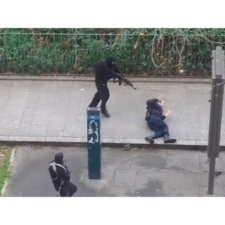 Charlie Hebdo Terrorist Attack in France