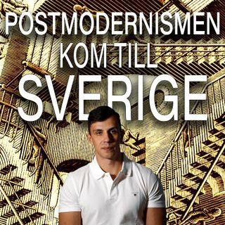 När postmodernismen kom till Sverige med Anton Stigermark