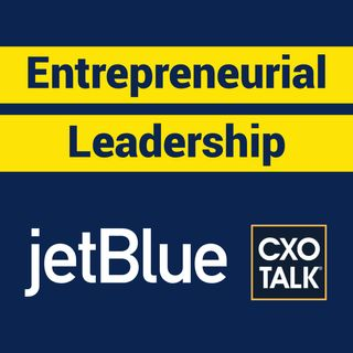JetBlue Chairman Teaches Entrepreneurial Leadership