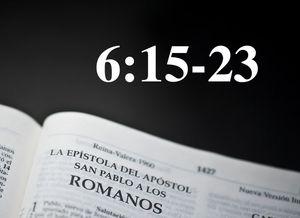 Romanos 6:15-23 - Pasión por la santidad - Audio