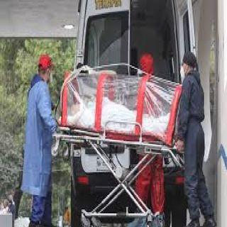 México suma 133 mil 204 fallecimientos por coronavirus