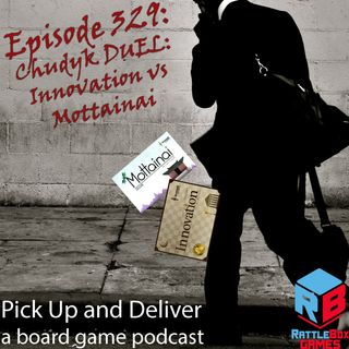 Chudyk DUEL - Innovation vs Mottainai