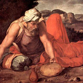 """Don Matteo - """"Elia e la sua esperienza di Desertificazione dell'anima""""🌞 Buona Domenica!🌸🌺🌸"""