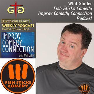 Whit Shiller Fish Sticks Comedy